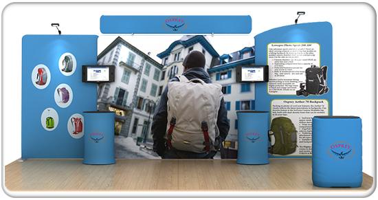 osprey 20ft flat waveline media kit
