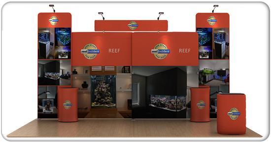 reef 20ft waveline flat media kit