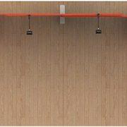 reef 20ft waveline tension fabric media kit top