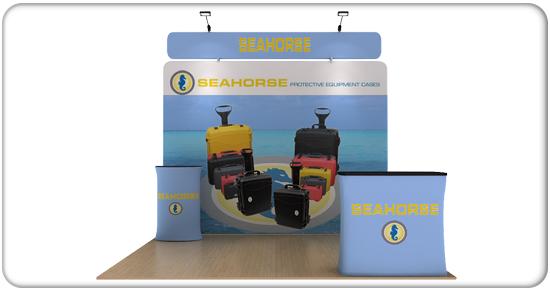 seahorse 10ft flat waveline media kit