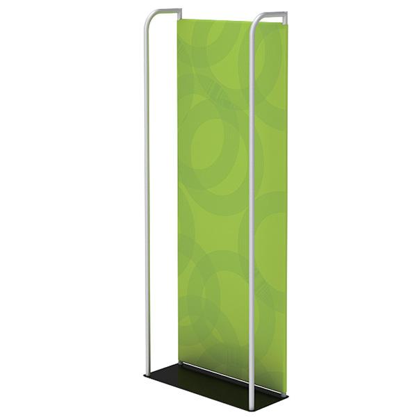 waveline banner stand merchandiser display