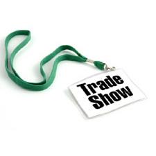 Trade Show Tag
