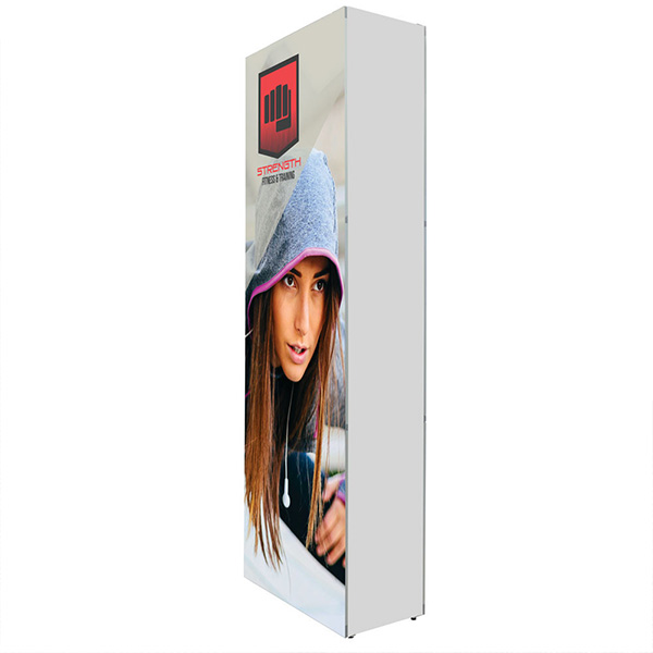 Lumiere Light Wall Single Sided Backlit Pop Up Display