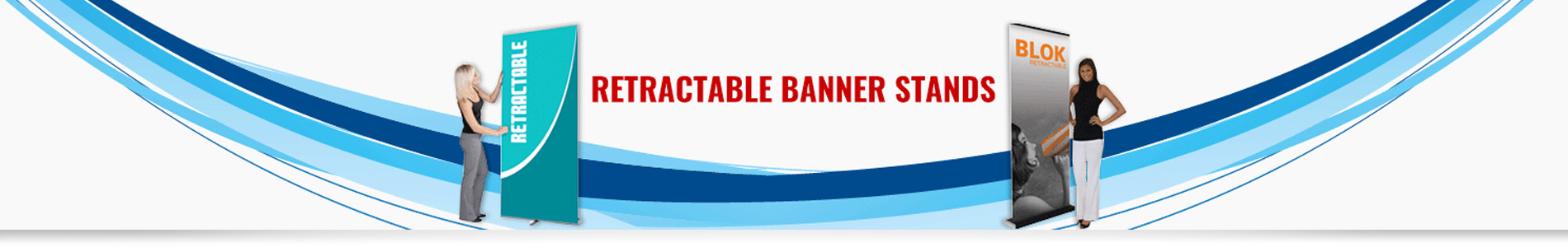 Retractable Banner Display Stands