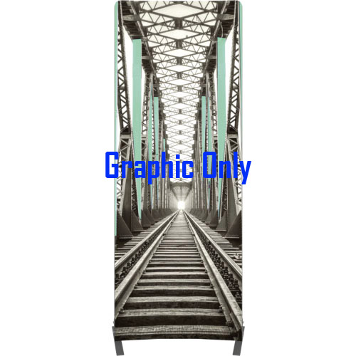 Vector Frame Curved Banner-01 Graphic
