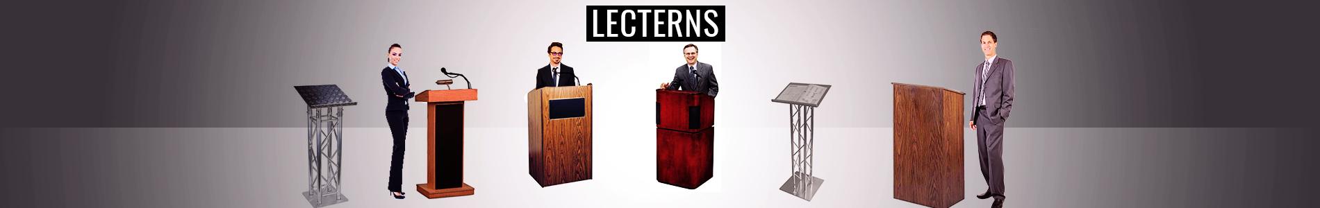 Lecterns