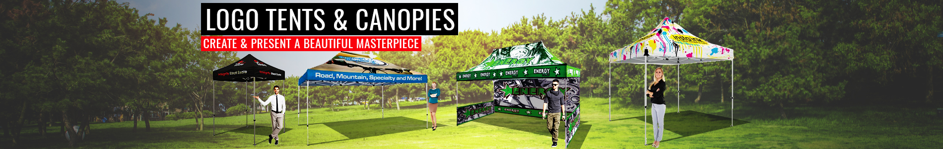 Logo Tents and Canopies