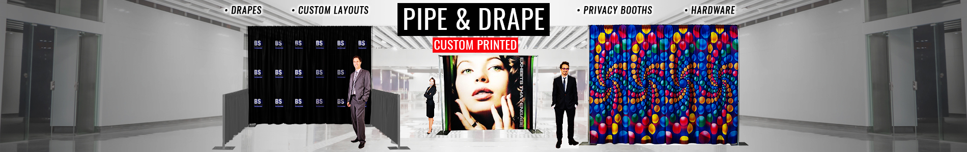 Pipe-and-Drape