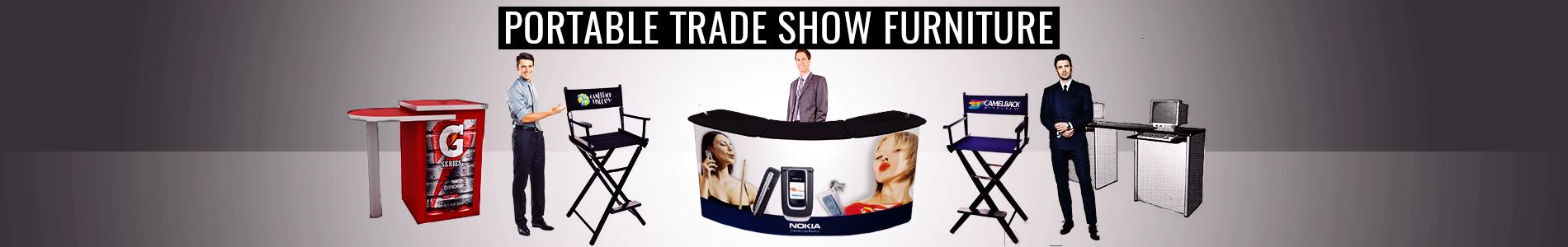 Portable Trade Show Furniture