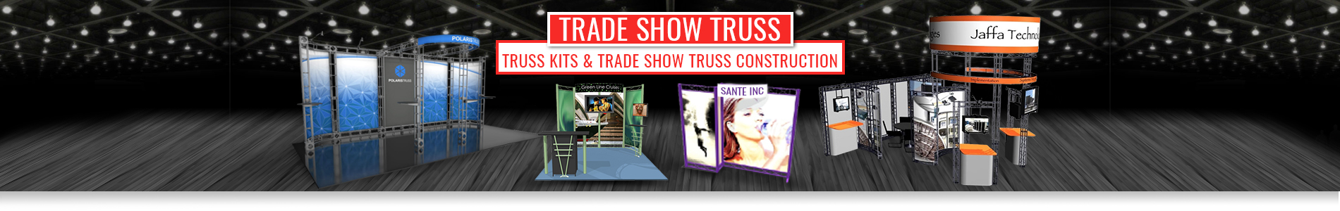 Trade Show Exhibit Truss