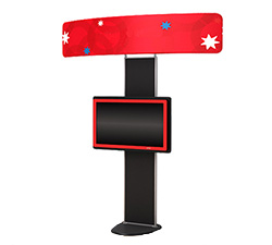 Standroid Stand Alone Display Product