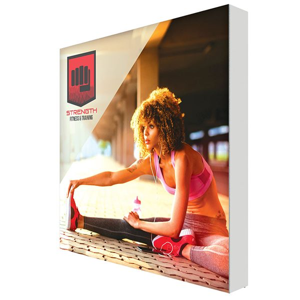 Lumiere Light Wall Single Sided Backlit Display 10ft x 10ft