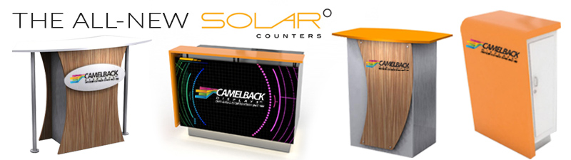 solar counters products
