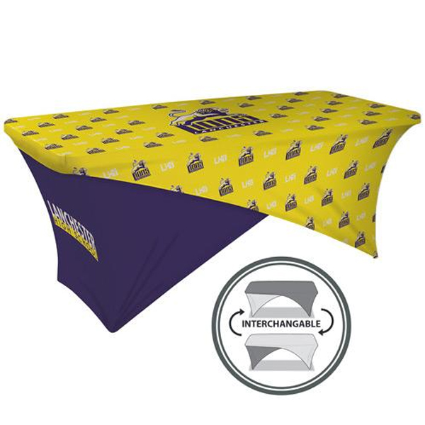 6ft UltraFit Cross Over Table Cover