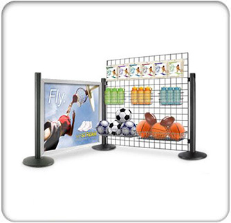 Nextrac Merchandisers and Displays Panels Product