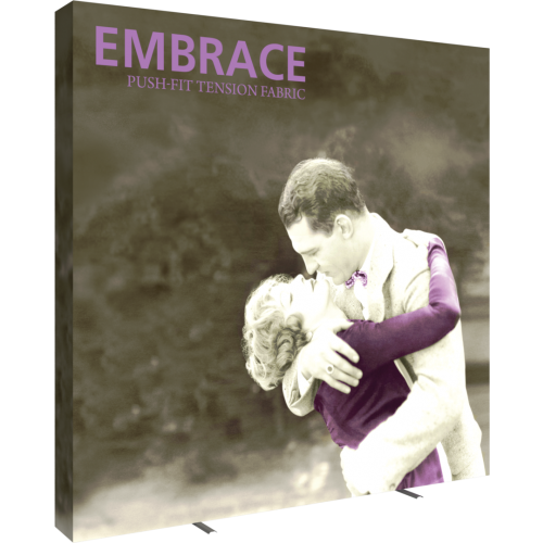 Embrace 10ft Push-Fit Tension Fabric Display
