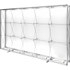 Embrace 12.5ft Backlit Tension Fabric Display frame right