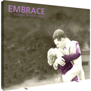 Embrace 12.5ft Extra Tall Tension Fabric Display