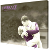 Embrace 12ft Extra Tall Tension Fabric Display right