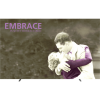 Embrace 12ft Push-Fit Tension Fabric Display front
