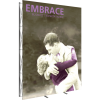 Embrace 7.5ft Push-Fit Tension Fabric Display front left