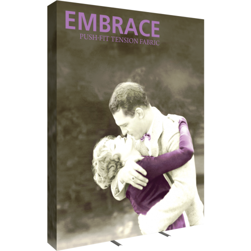 Embrace 7.5ft Push-Fit Tension Fabric Display