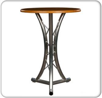 World Truss Aluminum Table