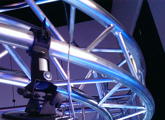 Aluminum Circle Truss