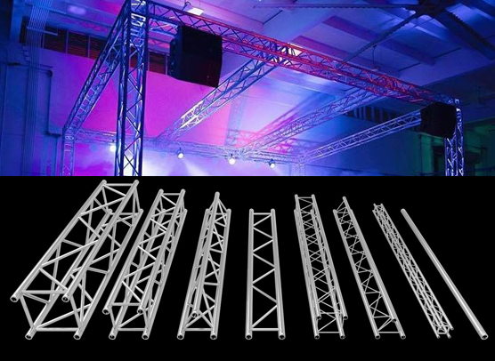 World Lighting Truss DJ Truss