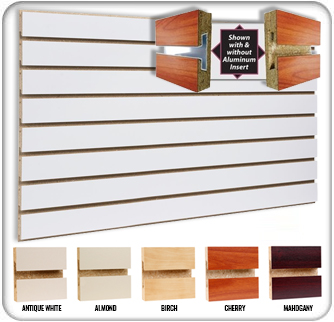 anchor core slatwall product