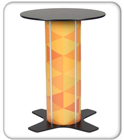 round bar tables