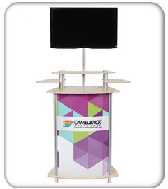 twist x counter multi media product