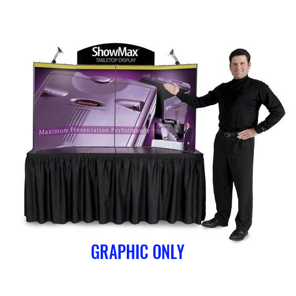 ShowMax Briefcase Display Graphics