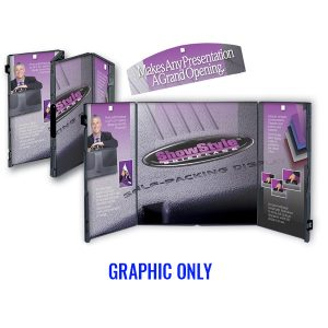 ShowStyle Pro32 Briefcase Display Graphics