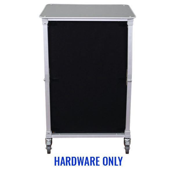 Trade Show Portable Popup Mini Bar Hardware