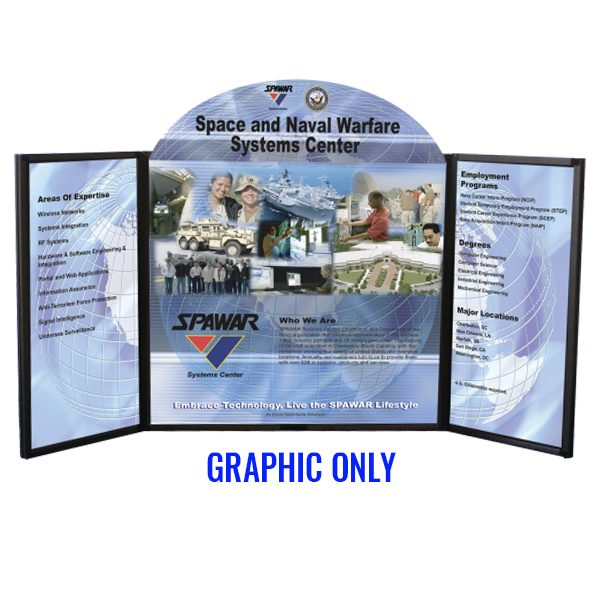 Voyager Maxi Briefcase Display Graphics
