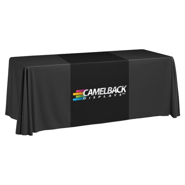 Wyndham Full Color Table Runner