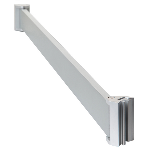 Beltrac-Rigid-Rail-Barrier-Straight-Satin-Aluminum