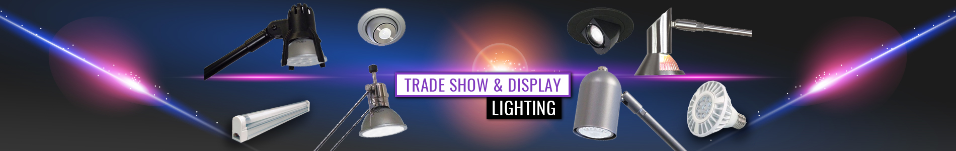 Trade Show & Display Lighting
