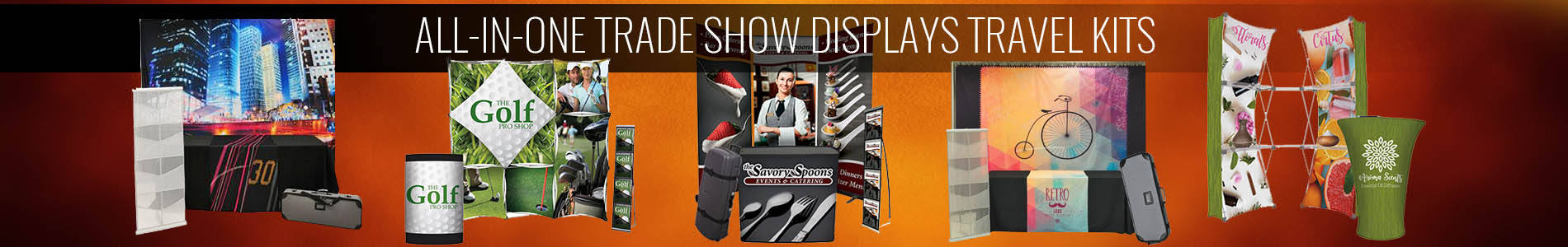 Trade Show Displays Travel Kits