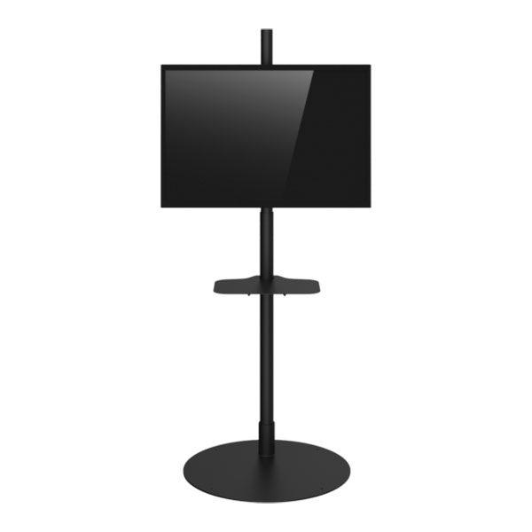 Freestanding Portable Monitor Kiosk