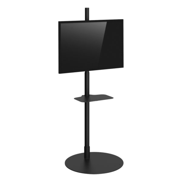 Freestanding Portable Monitor Stand And Kiosk