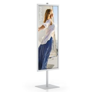 Perfex Single Drop-In Frame Sign Stands