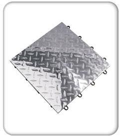 racedeck pro metal flooring product