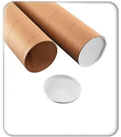 SOLO Quattro Graphics Shipping Tube Product