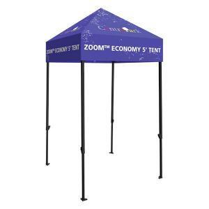 5' Zoom Economy PopUp Tent Kit