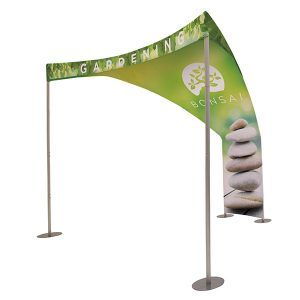 EuroFit Chalet Kit Tension Fabric Display