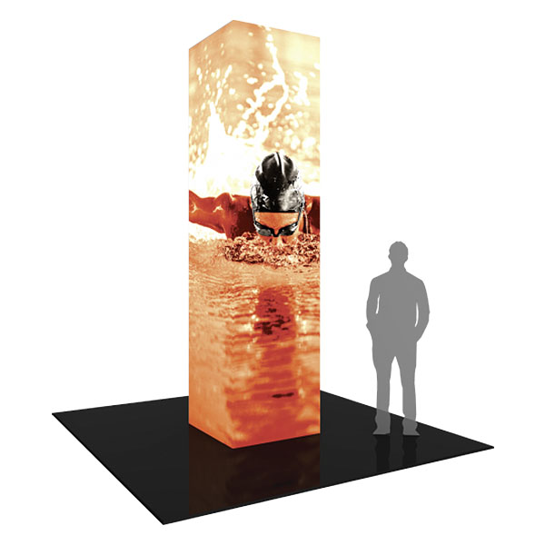 Formulate Backlit Tower Display 01