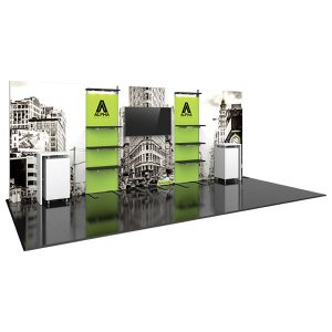 Hybrid Pro Modular Exhibit 20' x 10' Kit 31