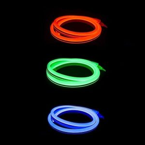 LED 120v RGB Color Changing Flex Neon Light Kit